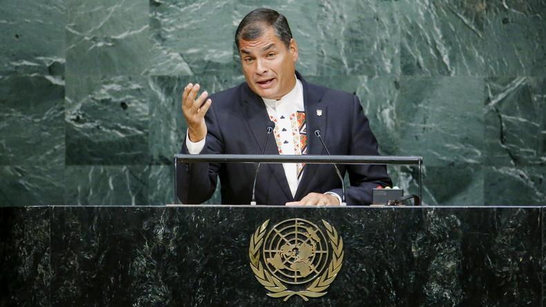 Ecuador gegen Steuerflucht: Das Echo der Panama-Paper erreicht die UNO