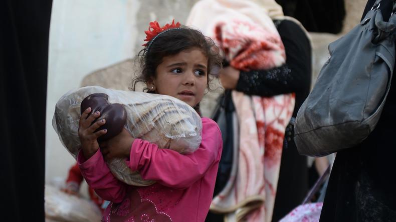 UN-Bericht: Westliche Sanktionen schaden Syrern und legen Hilfsprogramme lahm