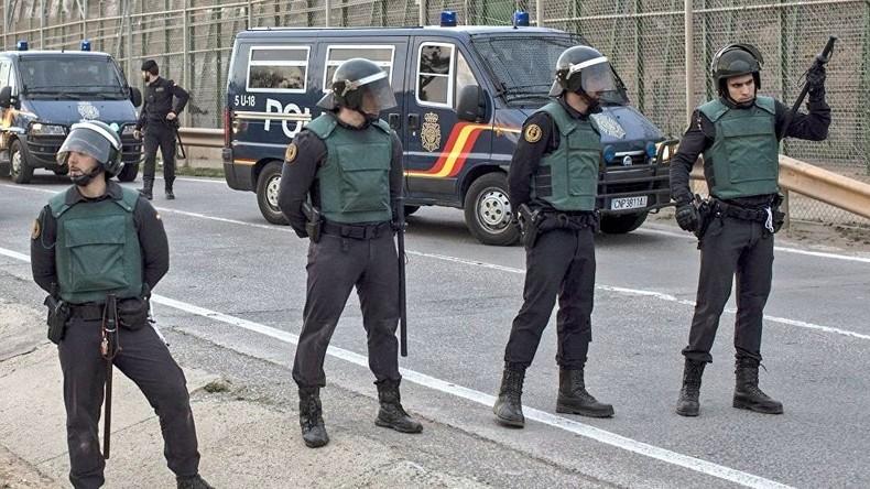 Spanien: 67 Migranten aus Haftzentrum für Flüchtlinge geflohen