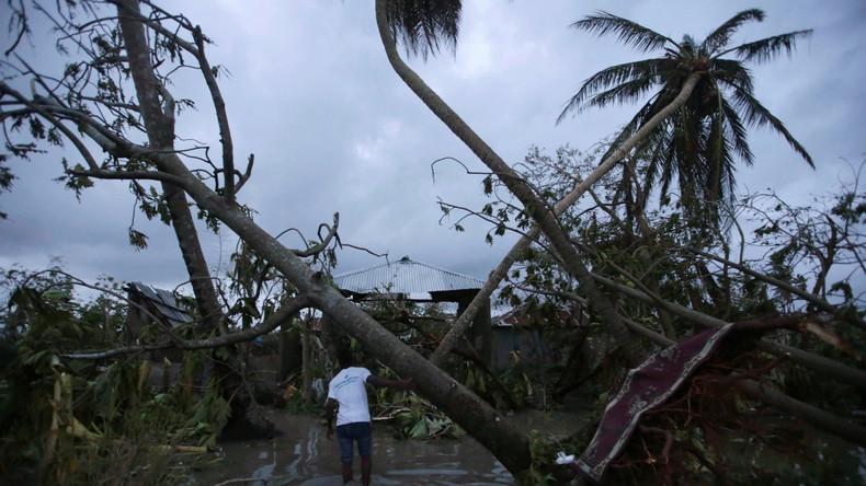 """Zahl der Opfer von Hurrikan """"Matthew"""" auf 339 gestiegen"""