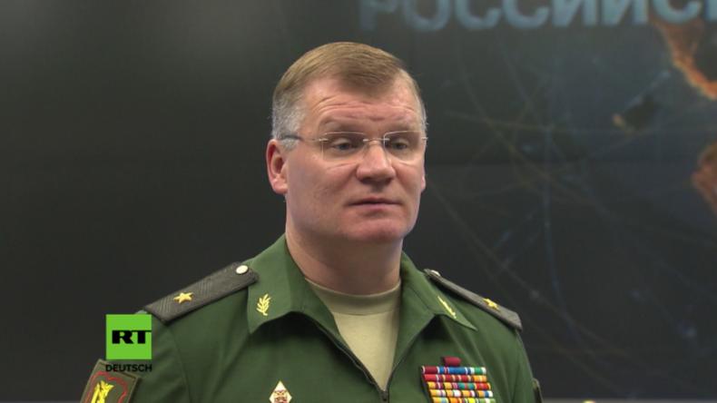"""""""Haben alle Maßnahmen ergriffen"""" - Russland warnt """"Hitzköpfe"""" in den USA vor Angriffe auf Syrien"""