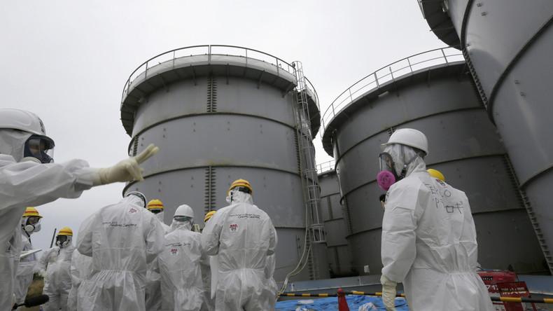 Japan: Radioaktives Wasserleck am AKW Fukushima I entdeckt