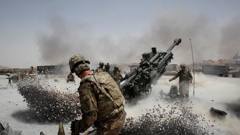 Teuer, verlustreich, ergebnisarm: Der vermeintlich schnelle Erfolg des US-Krieges gegen die Taliban erwies sich langfristig als Pyrrhussieg.  Bild: US Soldaten in der Provinz Kandahar