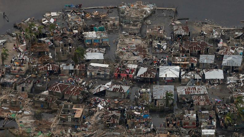 """Hurrikan 'Matthew': """"Jeder wird sterben, Überleben ist unmöglich"""" – TV-Moderator von Fox News"""