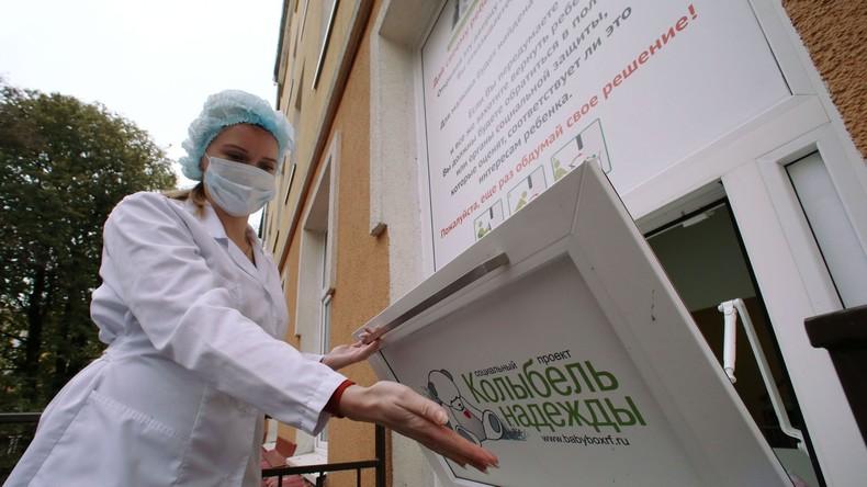 """""""Haben wir denn kein Recht auf Fehler?"""" – Abtreibungen und Babyklappen in Russland"""