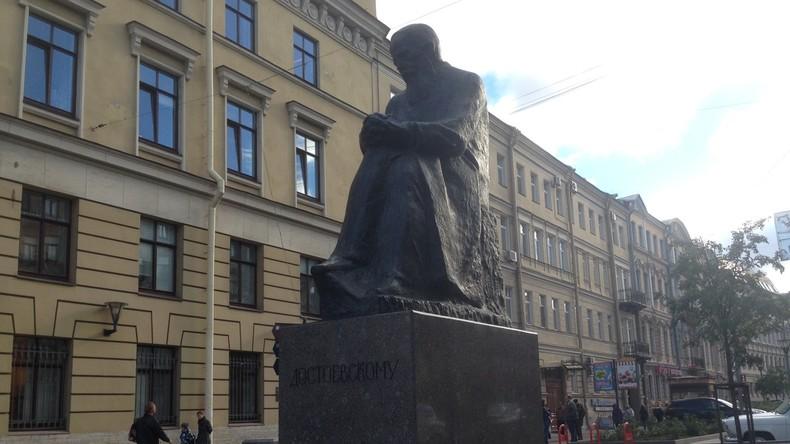 Ein Semester in St. Petersburg: Was Regierungsgegner von Dostojewskij lernen können