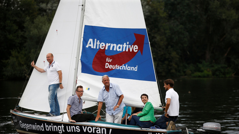 Wahl-Alternative für die CDU: Mit Nicolaus Fest stößt ein bekennender Transatlantiker zur AfD