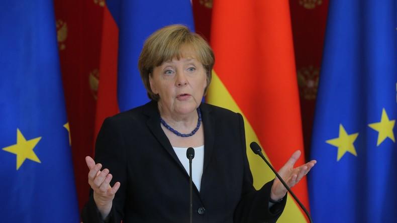 TTIP: Deutsche vertrauen Russen mehr als Amerikanern - Merkel