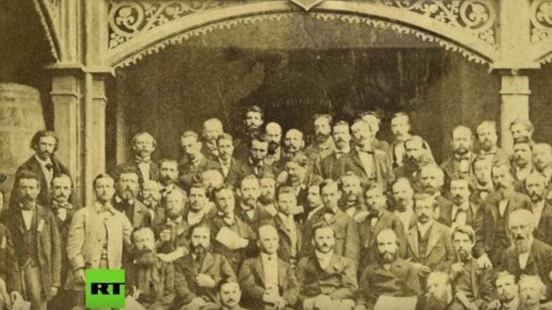 Marx statt Rolex - 150 Jahre Sozialistenkongress in Genf