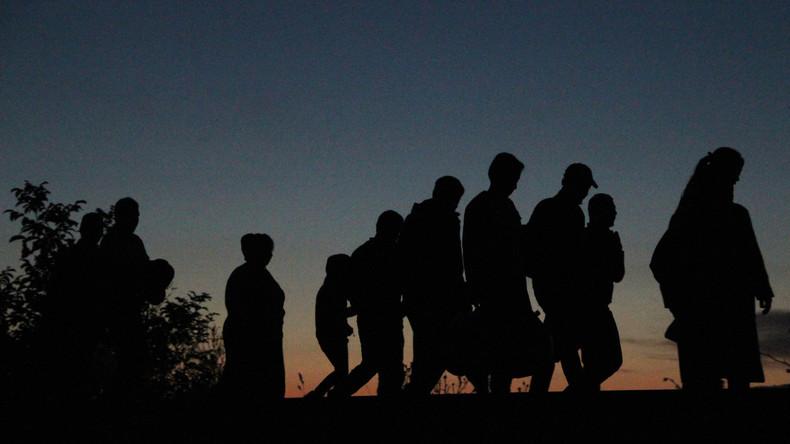 Deutschland fahndet nach 285.000 Migranten, denen Abschiebung droht