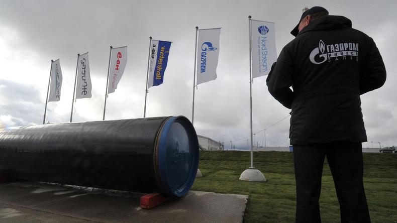 EU-Parlament: Einstellung von Nord Stream 2 kann Sanktionsliste gegen Russland ergänzen