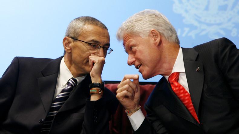 WikiLeaks zu Clinton: Über 2.000 E-Mails von Chef des Präsidentschafts-Wahlkampfteams veröffentlicht