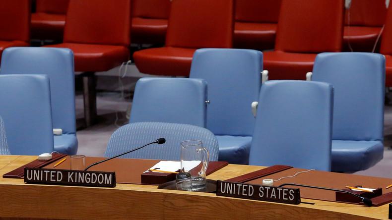 Russland schlägt UN-Sicherheitsrat alternative Syrien-Resolution vor