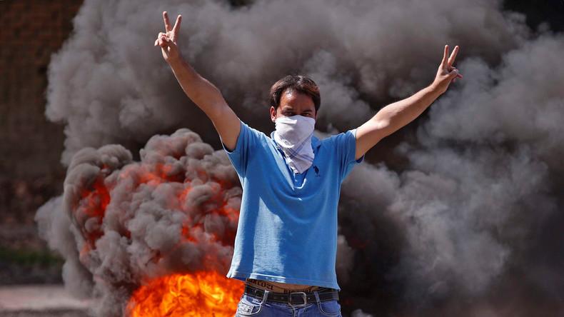 Unruhen in Kaschmir fordern mehr als 90 Menschenleben