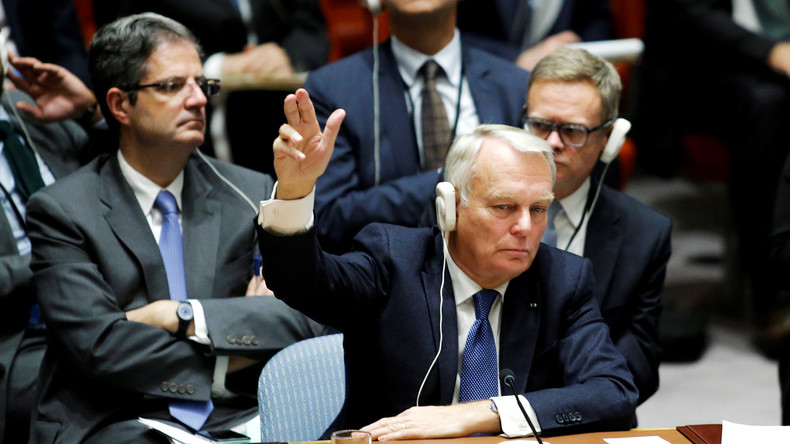 UN-Sicherheitsrat lehnt beide Syrien-Resolutionen ab