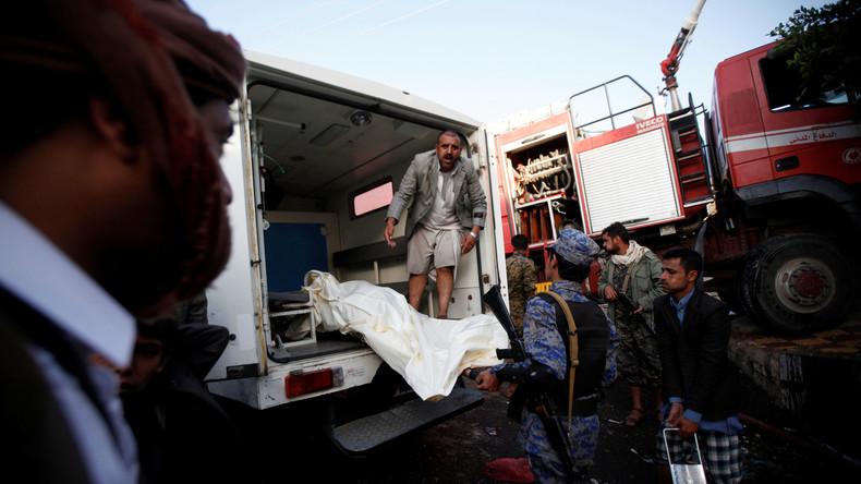 UNO verurteilt Luftangriff auf Trauerfeier in Jemen