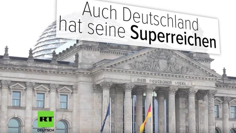 Deutschlands Superreiche: Hier lagern die Milliarden