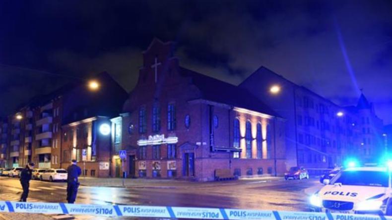 Schweden: Explosion vor Nachtklub in Malmö