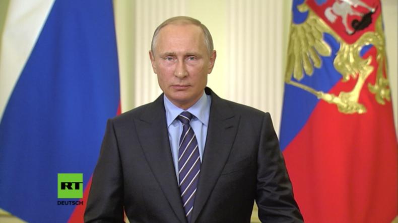 Putin: Wir erwarten Rekordernte und können weltweit größter Lebensmittelproduzent werden