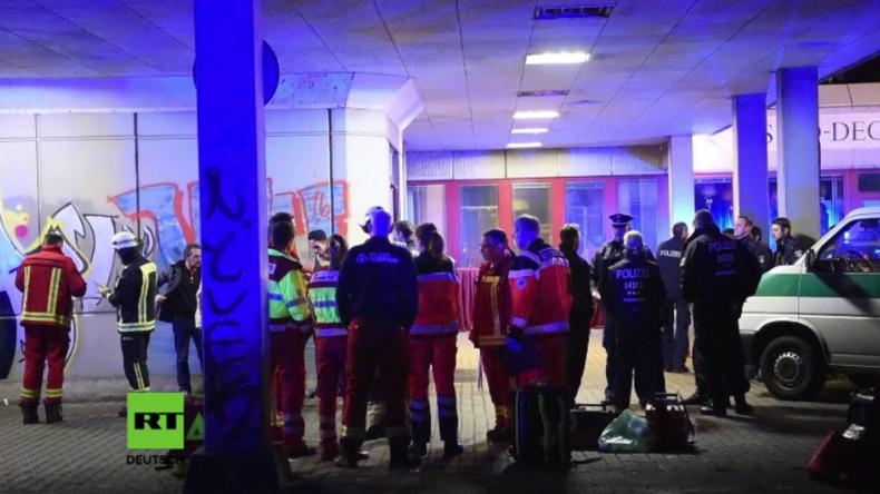 Flüchtlingsheim in Berlin: Polizei muss in 24 Stunden dreimal anrücken – Kind mit Messer verletzt