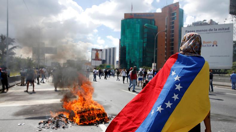 """RT-Interview mit venezolanischem Handelsminister: """"USA planen Sturz unseres Präsidenten"""""""