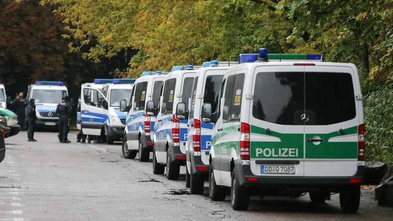 Live: Polizei Dresden nach Festnahme des Terrorverdächtigen Al-Bakr - Pressekonferenz