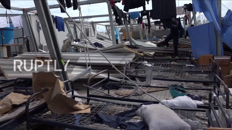 Wirbelsturm Matthew: Auf Haiti Opfer in Massengräbern beerdigt