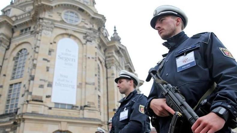 Live: Verdächtiger von Chemnitz - Pressekonferenz der Polizei Dresden