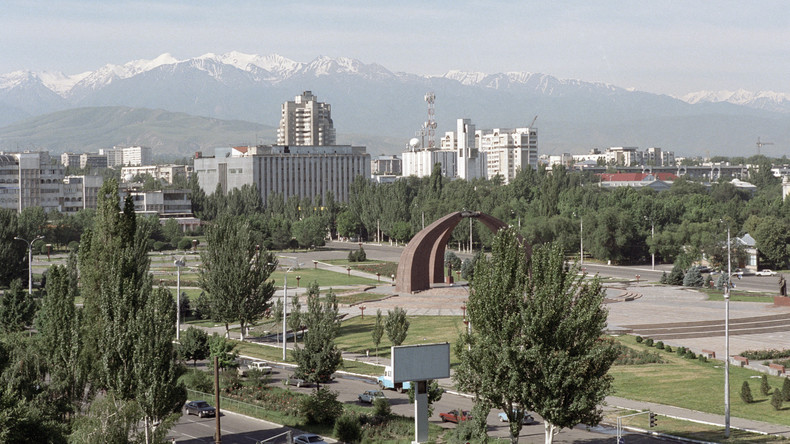 USA und Großbritannien warnen vor möglichen Terroranschlägen in Kirgisistan