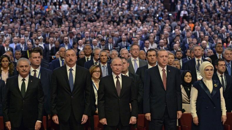 Putin: Keine Gründe für Ende des Kohlenwasserstoffzeitalters