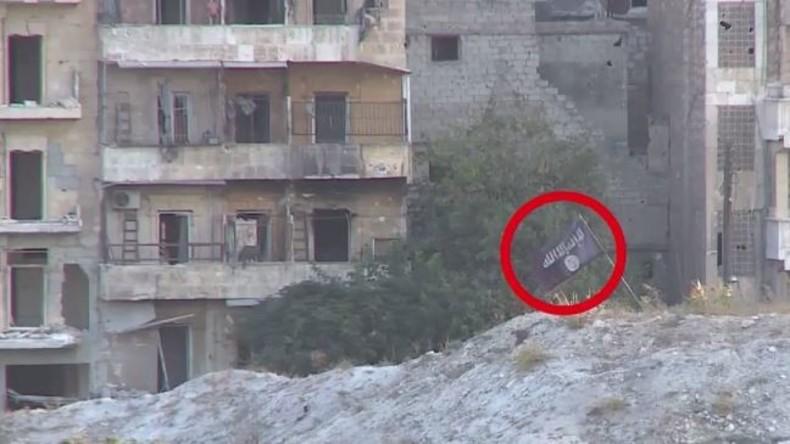 Exklusiv: RT-Aufnahmen belegen entgegen US-Darstellung Präsenz von IS und Al-Nusra in Ost-Aleppo