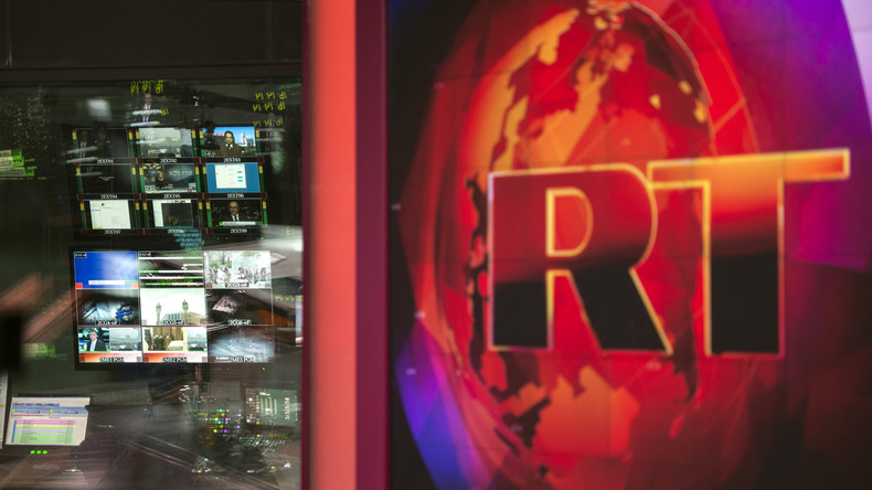 RT zum dritten Mal meist zitierter Sender in sozialen Medien in Russland
