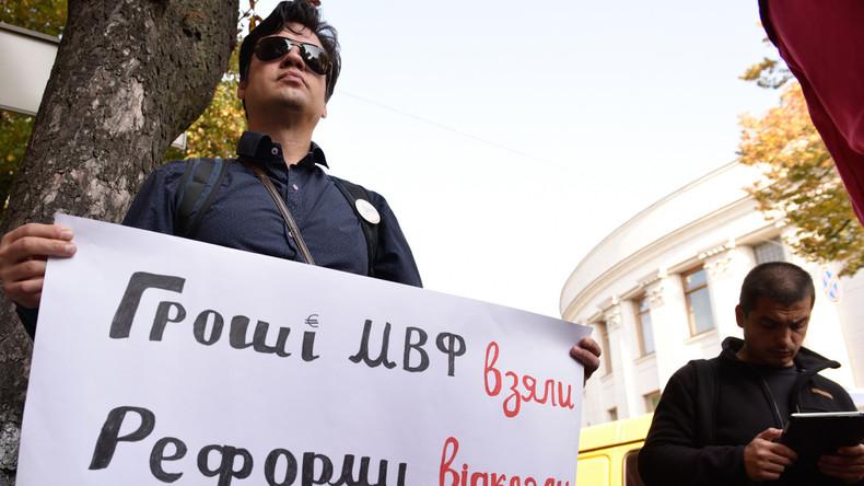 """Kiew: """"Anständiger Korrupter"""" soll Korruption vorbeugen"""