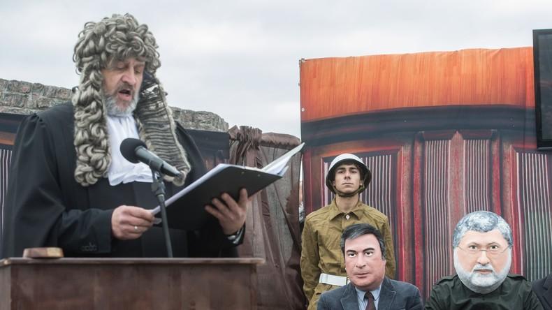 """Georgien bleibt beim """"Traum"""" – Brachiale Russophobie hat als Wählermagnet ausgedient"""