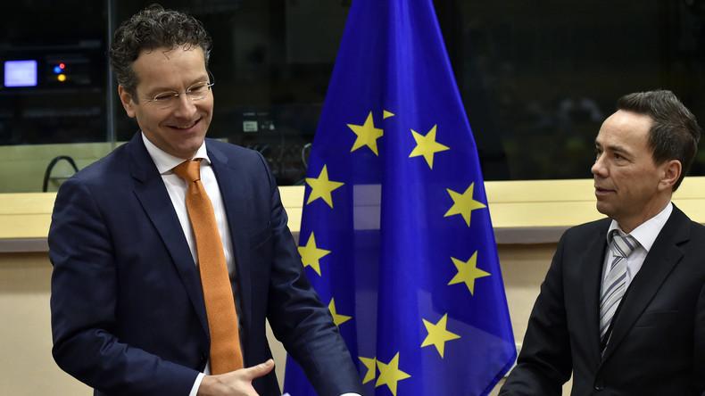 Euro-Gruppe stellt Griechenland 1,1 Milliarden Euro bereit
