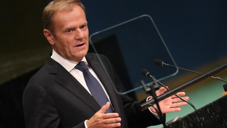 Donald Tusk: Sanktionen gegen Russland verlängern oder kapitulieren