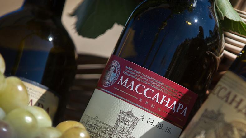 Weinkultur gegen Sanktionspolitik: Italienische Winzer mit großen Plänen auf der Krim