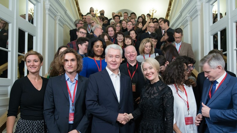 Kulturforum der Weltstädte 2016: Teilnehmer weisen antirussische Politik zurück