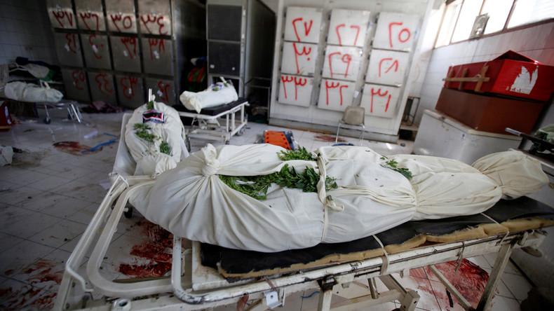 Offener Brief an ARD und ZDF wegen Nachrichtenunterdrückung zu Saudi-Massaker im Jemen