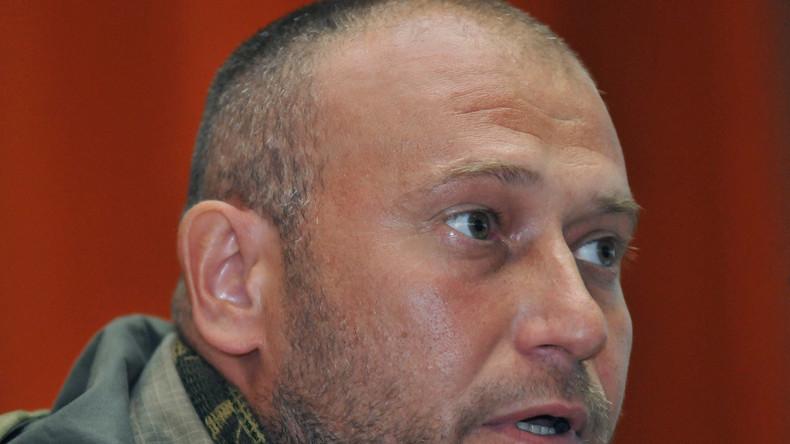 """Ehemaliger Leiter vom """"Rechten Sektor"""" prophezeit ukrainische Panzer in russischen Städten"""