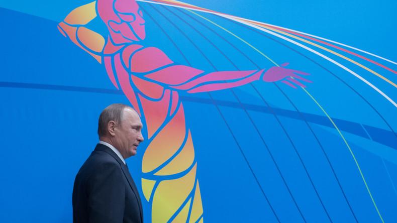 Putin: Wir müssen besondere Kategorie von Sportlern mit chronischen Krankheiten schaffen