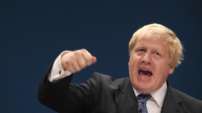 London: Boris Johnson ruft zu Protesten vor russischer Botschaft auf – Sacharowa antwortet