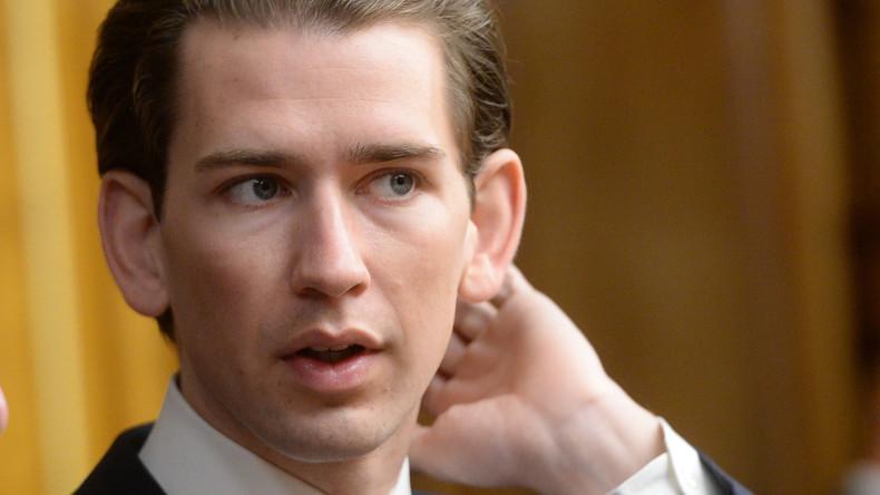 Österreichs Außenminister: Es wird keinen EU-Beitritt der Türkei geben