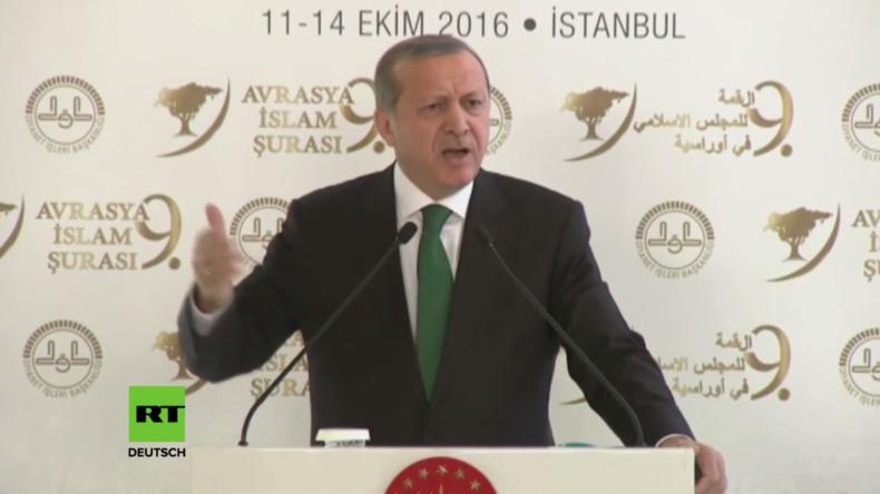 Erdogan: Wir werden militärisch im Irak operieren und brauchen dazu keine Erlaubnis aus Bagdad