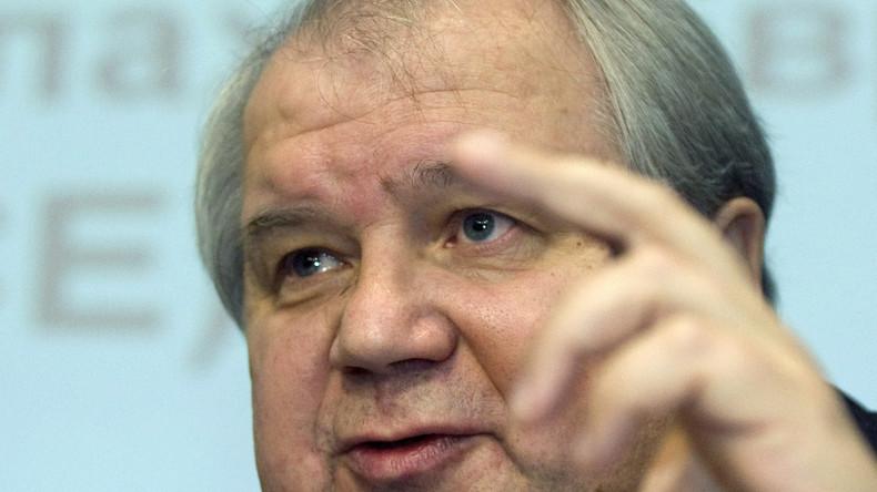 """Russlands Botschafter in USA: """"Sie verstärken den Druck, aber diese Strategie klappt nicht mit uns"""""""