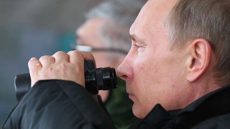 Putin: Russland weiß, wer an Angriff auf UN-Hilfskonvoi schuld ist