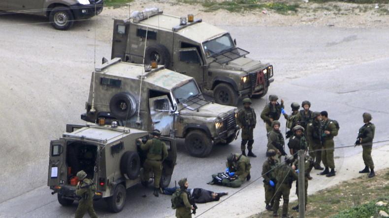Gespaltenes Israel: Kontroverse um Amnestie für Soldaten, der wehrlosen Palästinenser erschoss