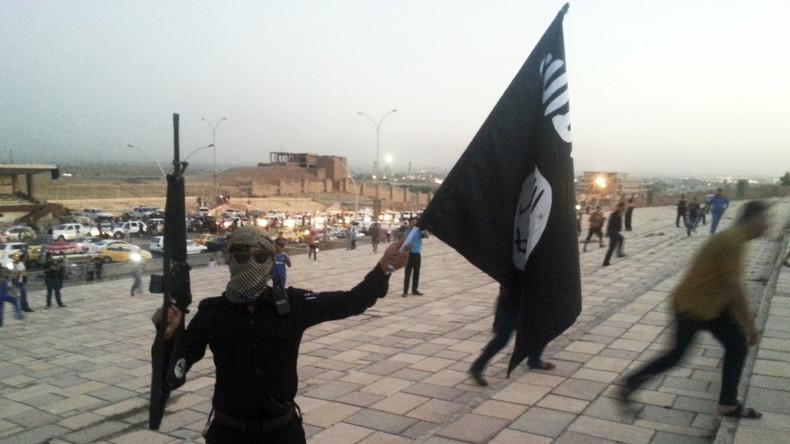 USA lassen IS-Kämpfer ungefährdet Mossul verlassen