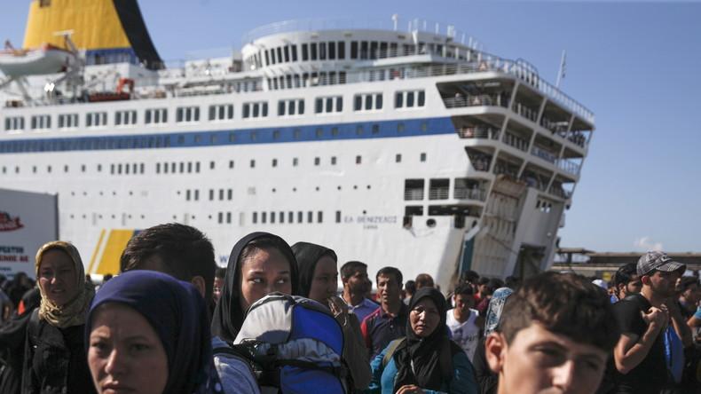 595 Jahre Haft für Menschenhändler in Griechenland