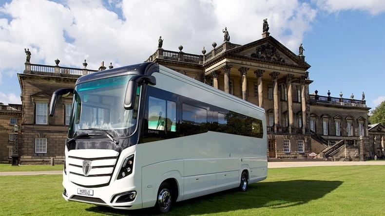 Deutschland präsentiert Luxuswohnmobil für fast 400.000 Euro